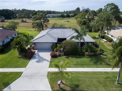 4165 Prestwick CT, North Fort Myers, FL 33903 - MLS#: 218018937