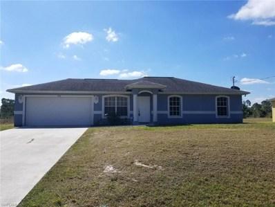 838 Foxtail ST, Lehigh Acres, FL 33974 - MLS#: 218018939