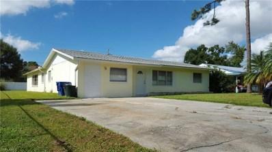 1293 Old Bridge RD, North Fort Myers, FL 33917 - MLS#: 218019096