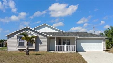 1157 41st TER, Cape Coral, FL 33914 - MLS#: 218019214