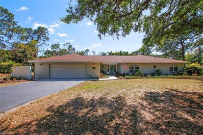 12581 Summerwood DR, Fort Myers, FL 33908 - MLS#: 218019259
