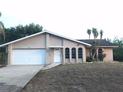 2817 3rd W ST, Lehigh Acres, FL 33971 - MLS#: 218019380