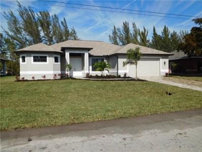 463 18th AVE, Cape Coral, FL 33990 - MLS#: 218019472