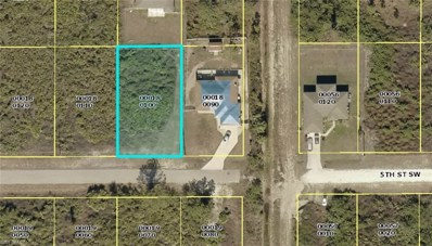 2916 5th Sw ST, Lehigh Acres, FL 33976 - MLS#: 218019821