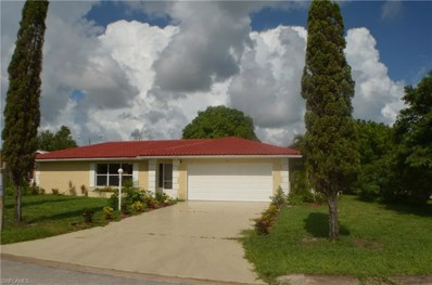 277 Ground Dove CIR, Lehigh Acres, FL 33936 - MLS#: 218020156