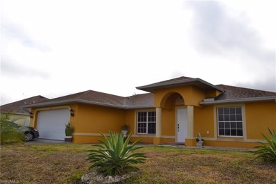 102 11th LN, Cape Coral, FL 33909 - MLS#: 218020244