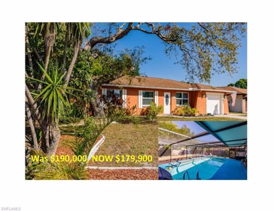 1391 Sourwood CT, North Fort Myers, FL 33917 - MLS#: 218020414