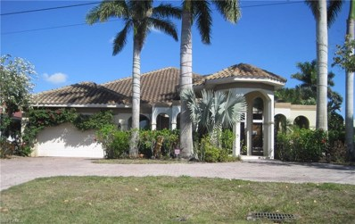 5229 Nautilus DR, Cape Coral, FL 33904 - MLS#: 218020516