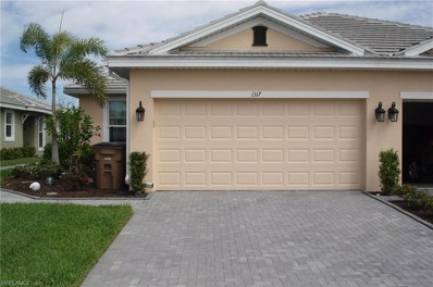 1317 Pamplico CT, Cape Coral, FL 33991 - MLS#: 218020786