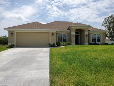 1310 4th PL, Cape Coral, FL 33909 - #: 218020824