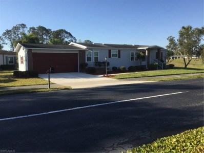 10051 Pine Lakes BLVD, North Fort Myers, FL 33903 - MLS#: 218020973