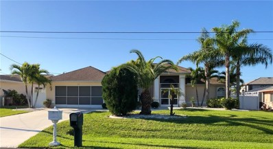 414 47th ST, Cape Coral, FL 33914 - MLS#: 218021159