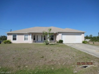 915 Poinsettia AVE, Lehigh Acres, FL 33972 - MLS#: 218021216