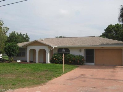 603 3rd ST, Lehigh Acres, FL 33936 - MLS#: 218021453