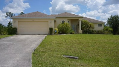 1008 Jackson AVE, Lehigh Acres, FL 33972 - MLS#: 218021548