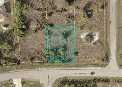 5204 Centennial BLVD, Lehigh Acres, FL 33971 - MLS#: 218022086