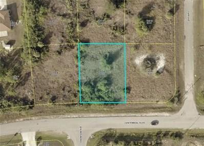 5204 Centennial BLVD, Lehigh Acres, FL 33971 - MLS#: 218022086
