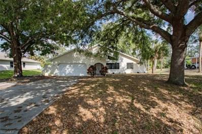 412 Calvin AVE, Lehigh Acres, FL 33972 - MLS#: 218022409
