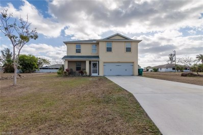 3507 15th AVE, Cape Coral, FL 33914 - MLS#: 218022428