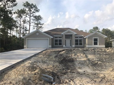 194 Townsend CT, Lehigh Acres, FL 33972 - MLS#: 218022734