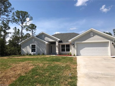 186 Townsend CT, Lehigh Acres, FL 33972 - MLS#: 218022763