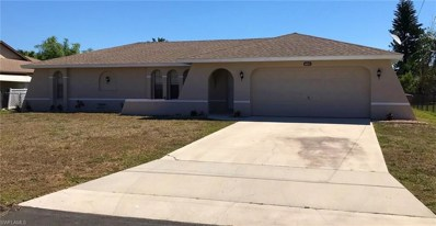4611 6th AVE, Cape Coral, FL 33914 - MLS#: 218022784