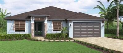 1001 33rd ST, Cape Coral, FL 33914 - MLS#: 218022901