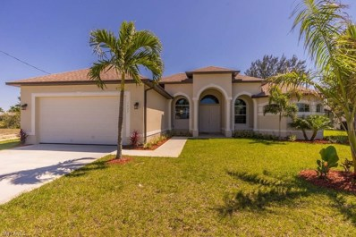 1437 4th PL, Cape Coral, FL 33990 - MLS#: 218023106