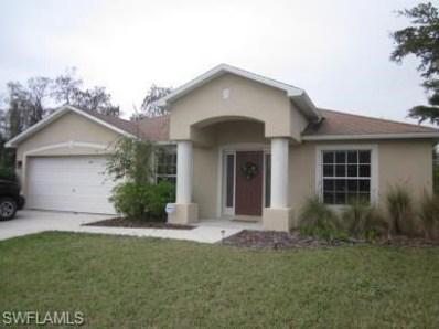 2754 Nature Pointe LOOP, Fort Myers, FL 33905 - MLS#: 218023222