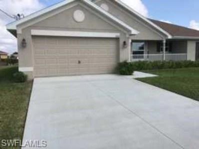 1401 13th ST, Cape Coral, FL 33909 - MLS#: 218023269