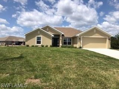 4344 9th CT, Cape Coral, FL 33909 - #: 218023276