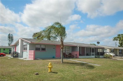 Vineyard ST, Lehigh Acres, FL 33936 - MLS#: 218023518