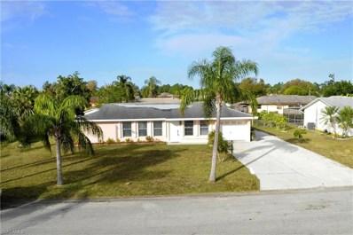 117 Rowland RD, Lehigh Acres, FL 33936 - MLS#: 218023526