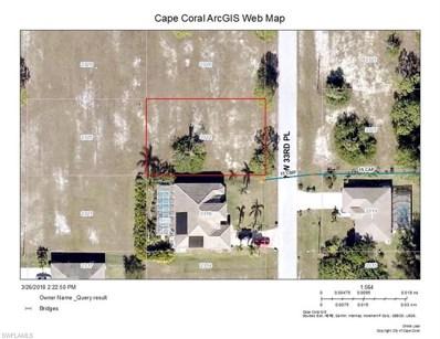 2322 33rd PL, Cape Coral, FL 33993 - MLS#: 218023553
