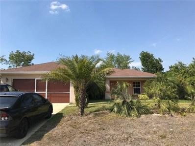 2910 41st Sw ST, Lehigh Acres, FL 33976 - MLS#: 218023661