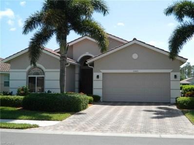 3563 Dandolo CIR, Cape Coral, FL 33909 - MLS#: 218023702