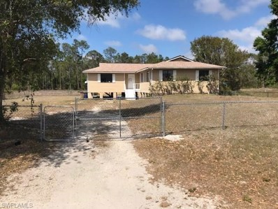 813 Fitch AVE, Lehigh Acres, FL 33972 - MLS#: 218023835