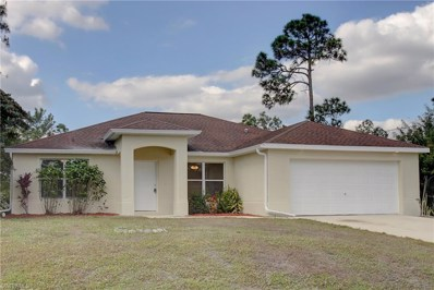 1815 Laurie ST, Lehigh Acres, FL 33972 - MLS#: 218023837