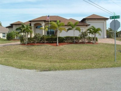 314 15th TER, Cape Coral, FL 33993 - #: 218023892