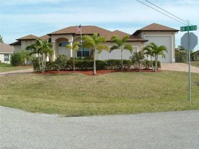 314 15th TER, Cape Coral, FL 33993 - #: 218023892