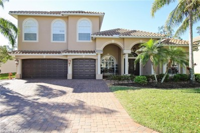 12436 Green Stone CT, Fort Myers, FL 33913 - MLS#: 218023989