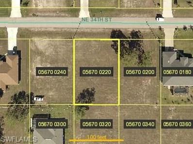 2130 34th ST, Cape Coral, FL 33909 - MLS#: 218024336