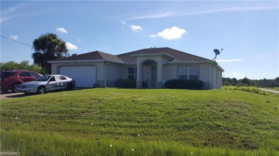 1033 Halby S AVE, Lehigh Acres, FL 33974 - MLS#: 218024400