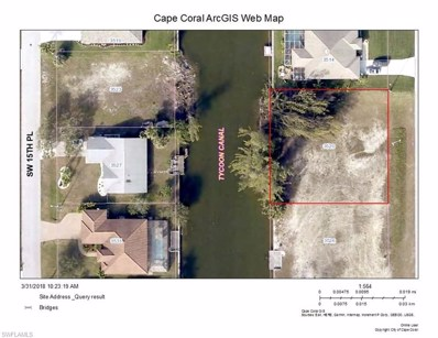 3520 15th AVE, Cape Coral, FL 33914 - MLS#: 218024793