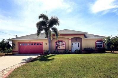 4314 21st ST, Cape Coral, FL 33993 - MLS#: 218024907