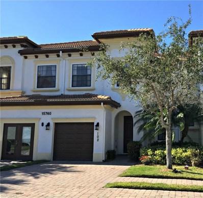 15740 Portofino Springs BLVD, Fort Myers, FL 33908 - MLS#: 218025308