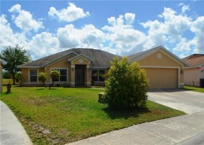 8221 Liriope LOOP, Lehigh Acres, FL 33972 - MLS#: 218025408