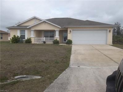 3204 8th Sw ST, Lehigh Acres, FL 33976 - MLS#: 218025728