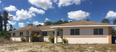 4766 Golfview BLVD, Lehigh Acres, FL 33973 - MLS#: 218025857