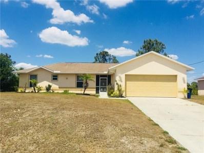3814 14th Sw ST, Lehigh Acres, FL 33976 - MLS#: 218025883
